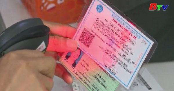 Thẻ bảo hiểm y tế điện tử sắp được triển khai