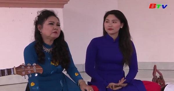 Nghệ nhân Nhân dân Thu Hồng - Cho những khúc nhạc quê hương vang mãi