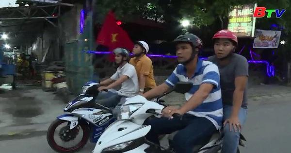 Những người giữ bình yên khu phố