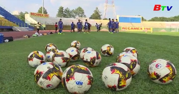 Vòng 1 V.League 2019 - Thanh Hóa - Becamex Bình Dương