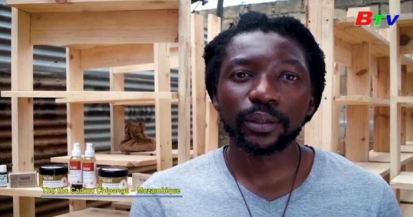Mozambique - Vượt qua cấm kị để trở thành bậc thầy  về tóc