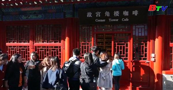 Bảo tàng Cố Cung của Trung Quốc  nỗ lực thu hút du khách