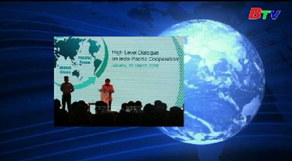 Đối thoại cấp cao về Hợp tác ở Ấn Độ Dương-Thái Bình Dương