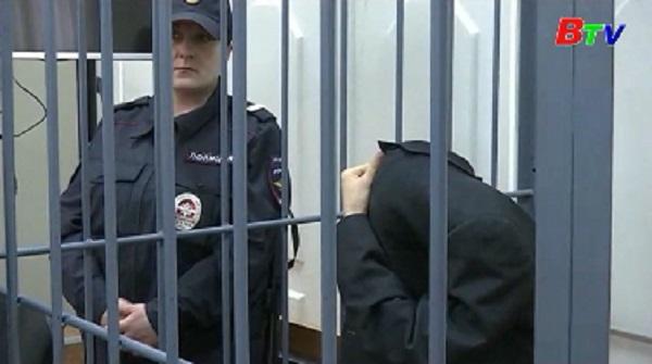 Nghi can Azimov phủ nhận tham gia chủ mưu vụ nổ tàu điện ngầm tại Nga