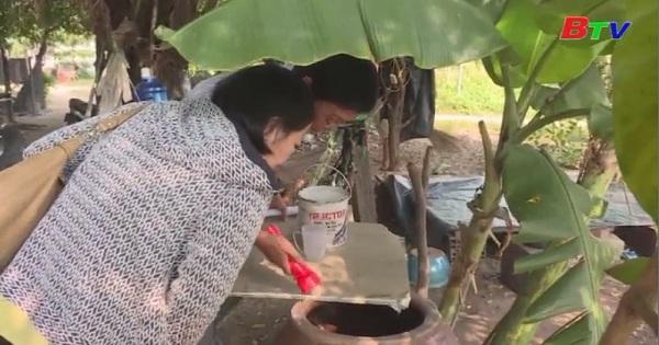 Bình Dương triển khai chiến dịch phòng chống bệnh sốt xuất huyết