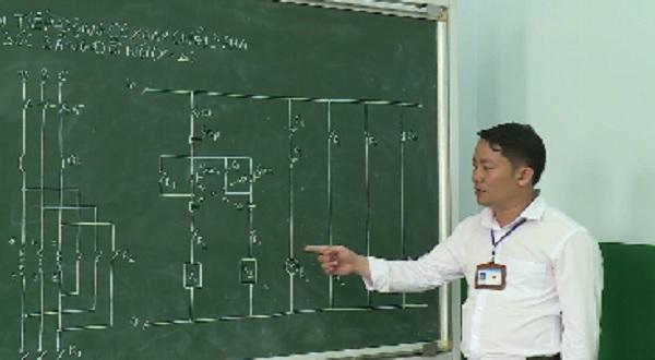 Ngành cơ điện tử và điện công nghiệp