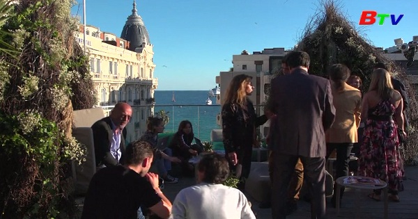 Trải nghiệm nét quyến rũ khác ở Cannes
