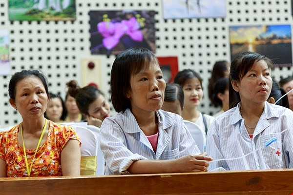 Việt Nam có tới 12 triệu người mang gen Tan máu bẩm sinh