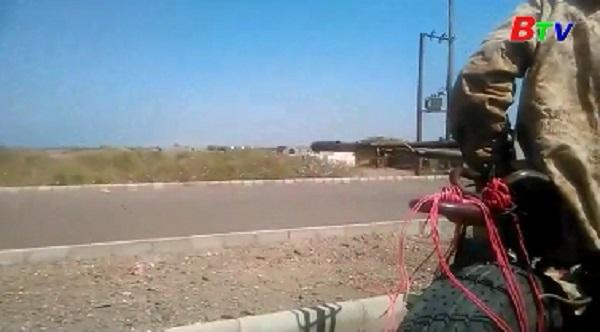 Yemen - Lực lượng ủng hộ chính phủ tái chiếm sân bay Hodeida