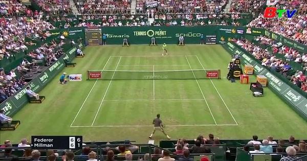 Roger Fereder vào vòng 2 Giải quần vợt Noventi mở rộng