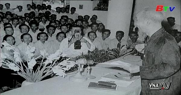 Hồ Chí Minh với báo chí cách mạng
