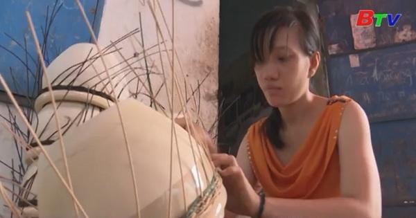 Giải quyết việc làm từ nghề thủ công truyền thống