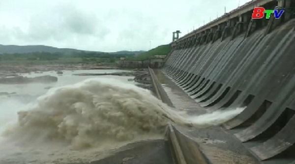 Báo động nguy cơ lũ lụt nghiêm trọng tại thủ đô New Delhi