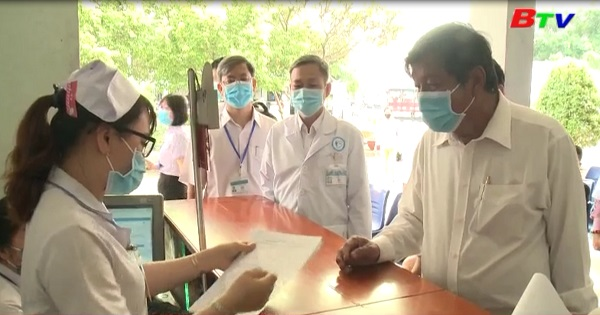 Tăng cường phòng chống lây nhiễm SARS-CoV-2 trong các cơ sở khám, chữa bệnh