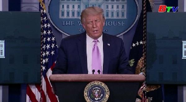 Tổng thống Mỹ kêu gọi tẩy chay lốp xe Goodyear