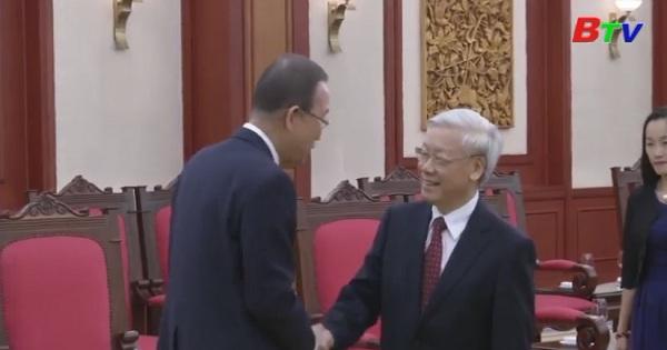 Việt Nam - LHQ: 40 năm hợp tác và phát triển