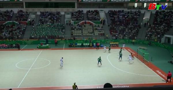 Lượt trận thứ 3 AIMAG-Tuyển Futsal Việt Nam thắng Solomon IsLand 2-1