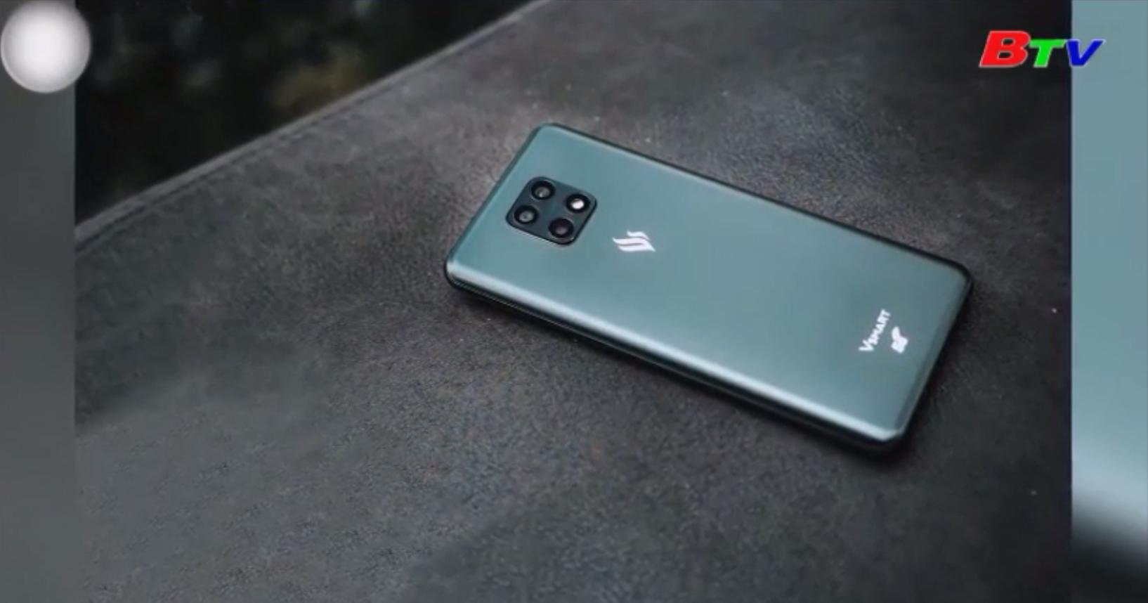 VinSmart công bố phát triển thành công mẫu điện thoại 5G
