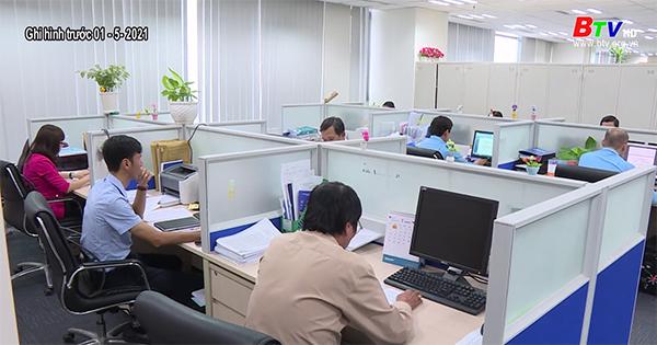 Tin học hóa công tác quản lý tài nguyên và môi trường