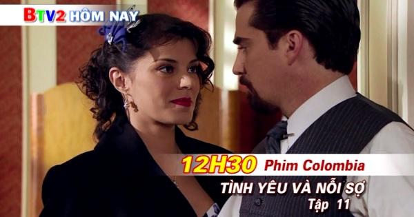 Phim trên BTV2 ngày 19/10/2019