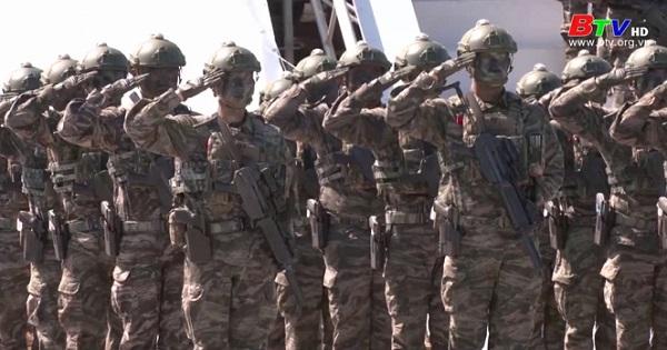 Hàn Quốc tìm kiếm năng lực quốc phòng mạnh mẽ
