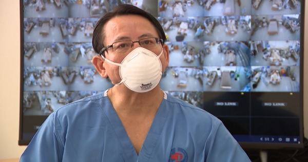 Tri ân các đoàn y, bác sĩ hỗ trợ Bình Dương chống dịch Covid-19