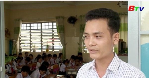 Những nhà giáo hết lòng vì sự nghiệp