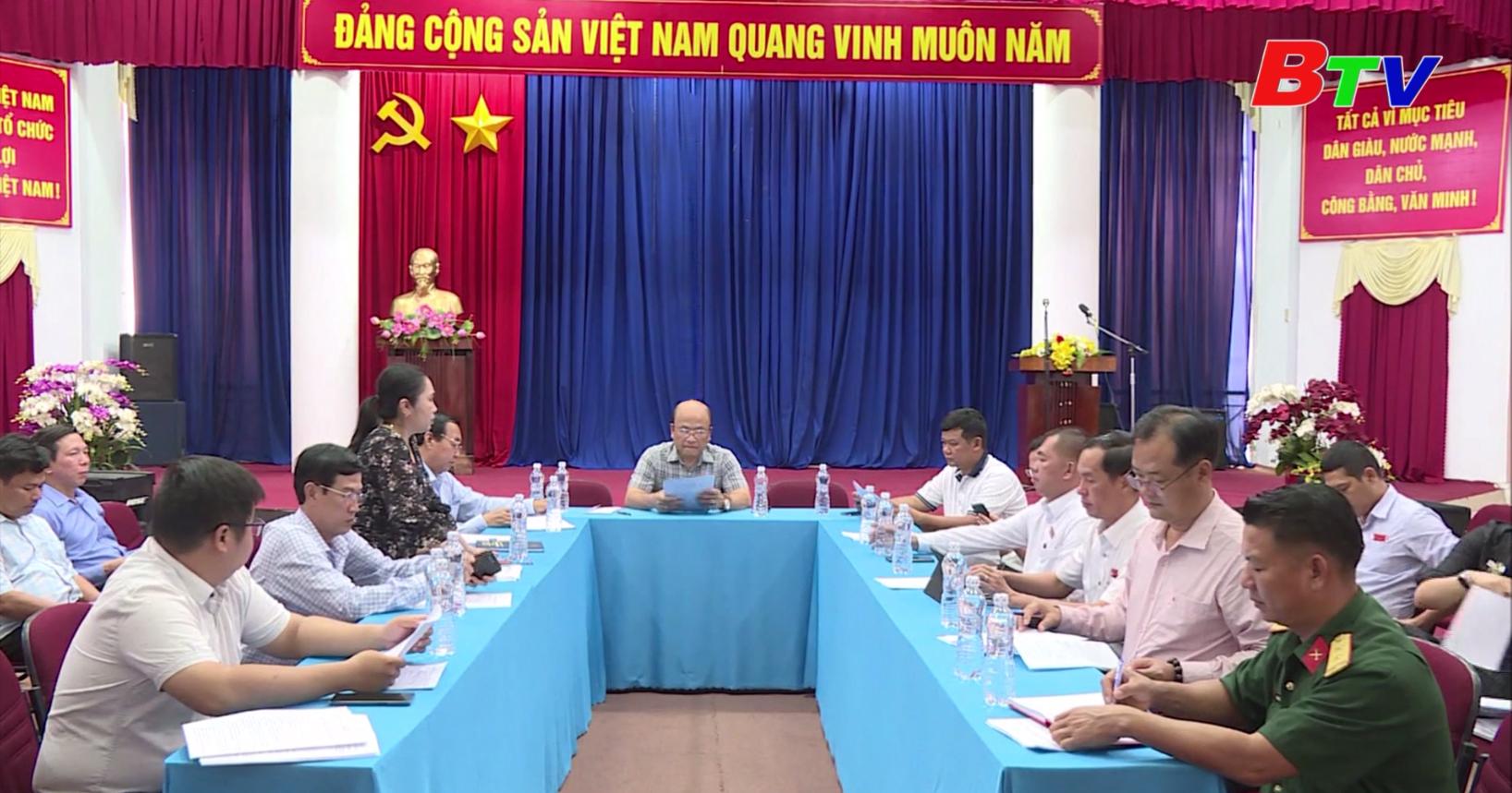 Chuẩn bị tổ chức Giải Việt dã lần thứ XXII năm 2021