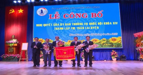 Bàu Bàng - Trung tâm công nghiệp, đô thị trong tương lai