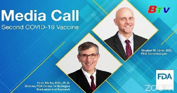 Mỹ cấp phép cho vaccine Covid-19 của Moderna
