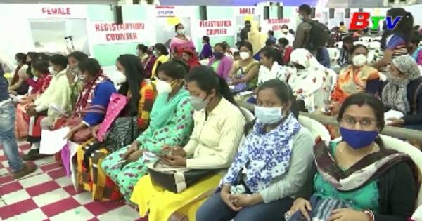 Ấn Độ vượt 10 triệu ca nhiễm COVID-19