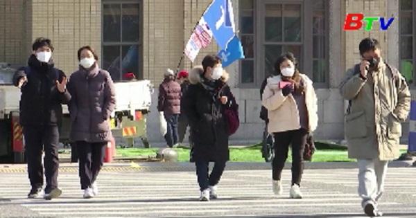 Hàn Quốc - 4 ngày liên tiếp số ca mắc mới trên 1.000