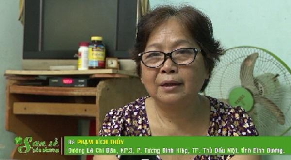 San Sẻ Yêu Thương - Hoàn cảnh bà Phạm Bích Thủy (Đường Lê Chí Dân, KP3, Tương Bình Hiệp, TP.TDM)