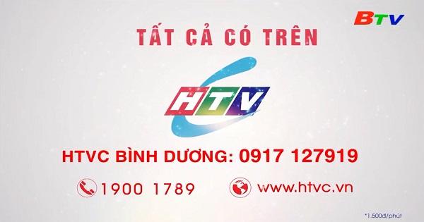 Trailer|| Truyền hình cáp HTVC Bình Dương