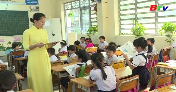 Đổi mới sáng tạo trong dạy và học tại trường Tiểu học Lái Thiêu