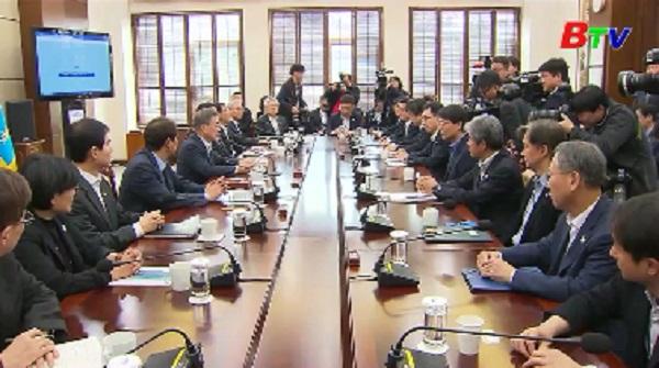 Hàn Quốc coi trọng đàm phán liên Triều để phi hạt nhân hóa Triều Tiên