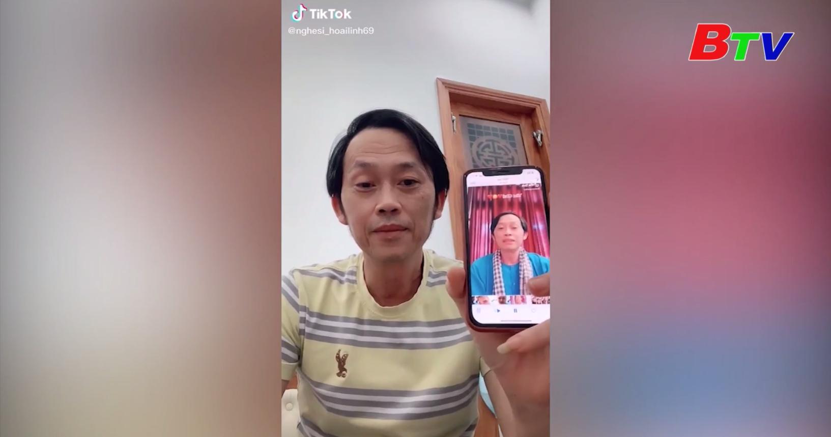 Nghệ sĩ ưu tú Hoài Linh tạo nên kỷ lục mới khi gia nhập Tiktok