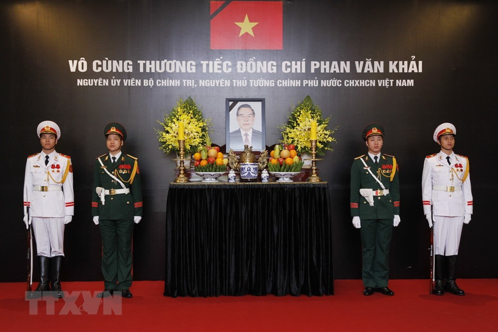Nguyên Thủ tướng Phan Văn Khải – người  đi đầu trong thúc đẩy hội nhập quốc tế