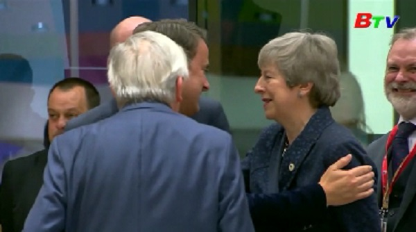 EU đồng ý hoãn Brexit