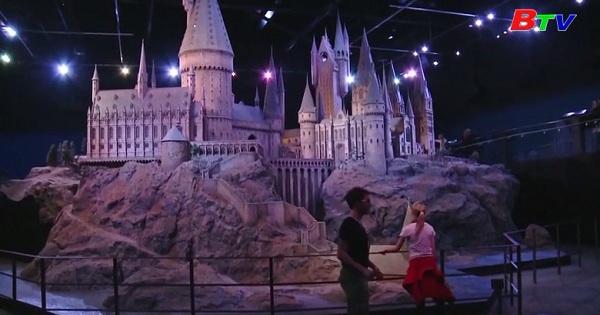 Tham quan Gringotts Bank trong thế giới phép thuật của Harry Potter