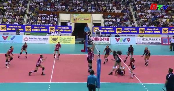 CLB Giang Tô vô địch Giải bóng chuyền nữ quốc tế Cúp VTV9  - Bình Điền lần thứ 12 năm 2018