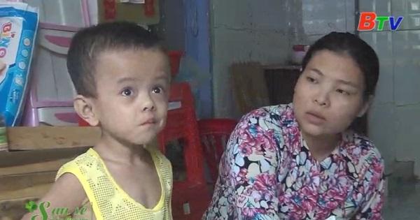 San Sẻ Yêu Thương - Hoàn cảnh em  Nguyễn Phúc An