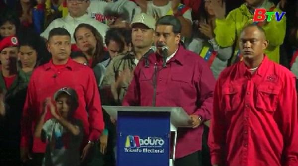 Tổng thống Venezuela và những thách thức phía trước