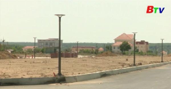 Huyện Bắc Tân Uyên khẩn trương xây dựng khu trung tâm hành chánh công