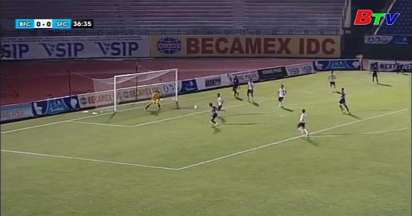 Tứ kết lượt về Cúp quốc gia - Sứ Thiên Thanh 2017