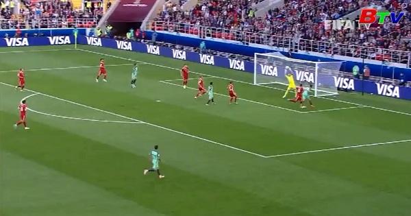 Lượt trận thứ 2 Bảng A Confederations Cup 2017- Bồ Đào Nha 1-0 Nga