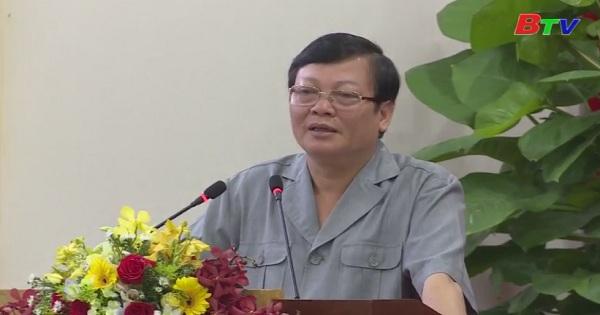 Hội nghị giao ban công tác dân vận khu vực Đông Nam bộ