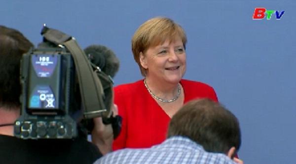 Đức kêu gọi giải pháp ngoại giao cho cuộc khủng hoảng Mỹ và Iran