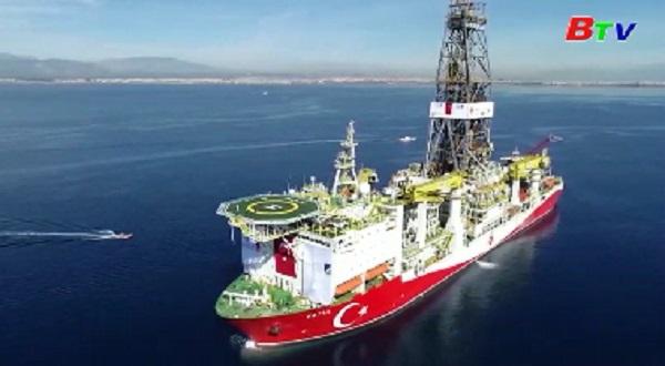 Thổ Nhĩ Kỳ gia tăng các hoạt động ở Địa Trung Hải