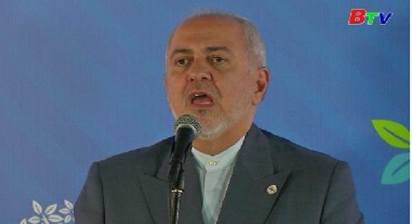 Iran khẳng định tuân thủ luật hàng hải quốc tế